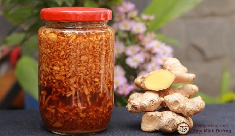 Chữa viêm thanh quản bằng mật ong