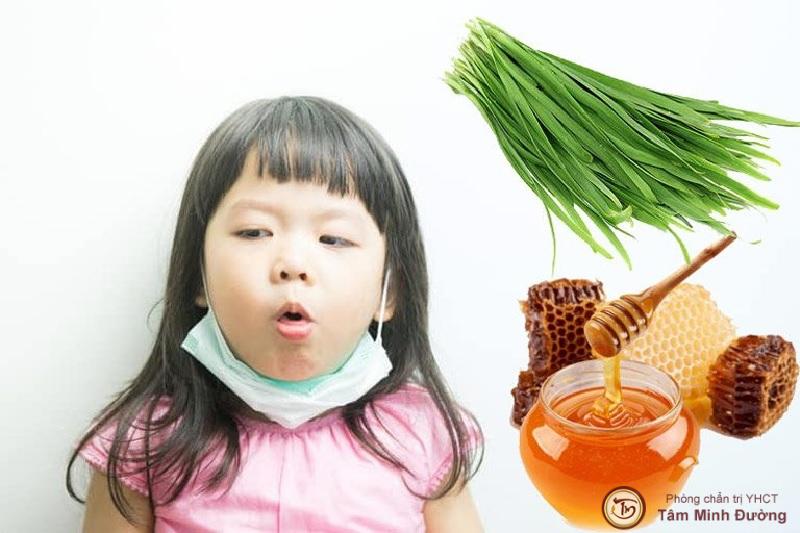 lưu ý khi sử dụng lá hẹ để trị ho ở trẻ