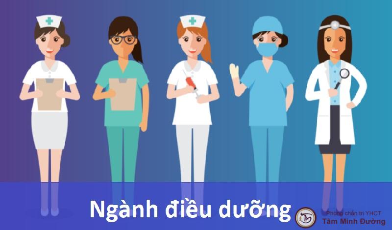 Học điều dưỡng có khó không