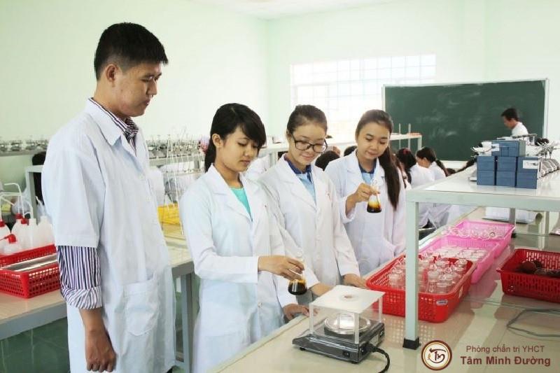 Học y dược thi khối gì