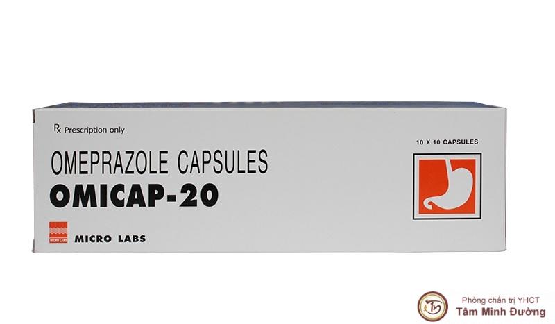 thuốc Omicap-20