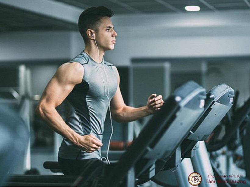 Tập gym có tốt cho sinh lý không