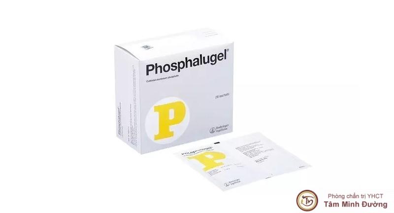 Cách sử dụng thuốc đau dạ dày chữ P