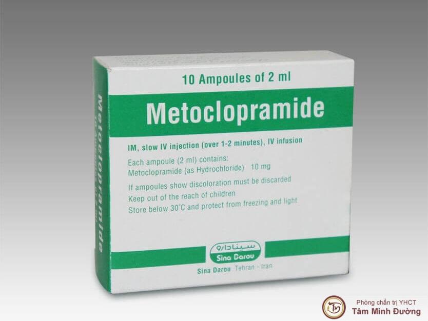 Thuốc đau dạ dày Metoclopramide của Mỹ