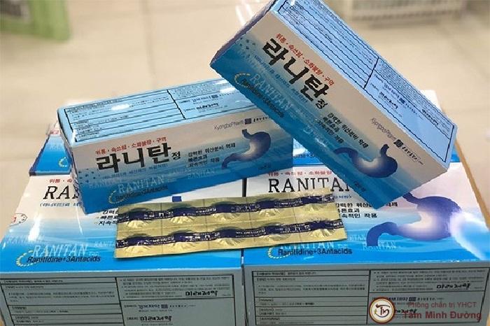 Thuốc đau dạ dày Hàn Quốc tốt không