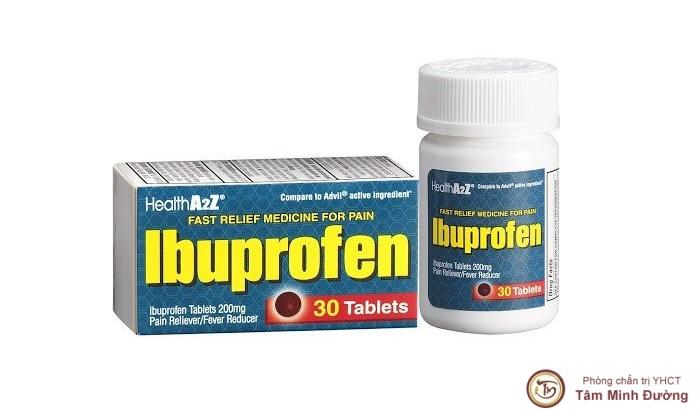 Cách sử dụng thuốc Ibuprophen
