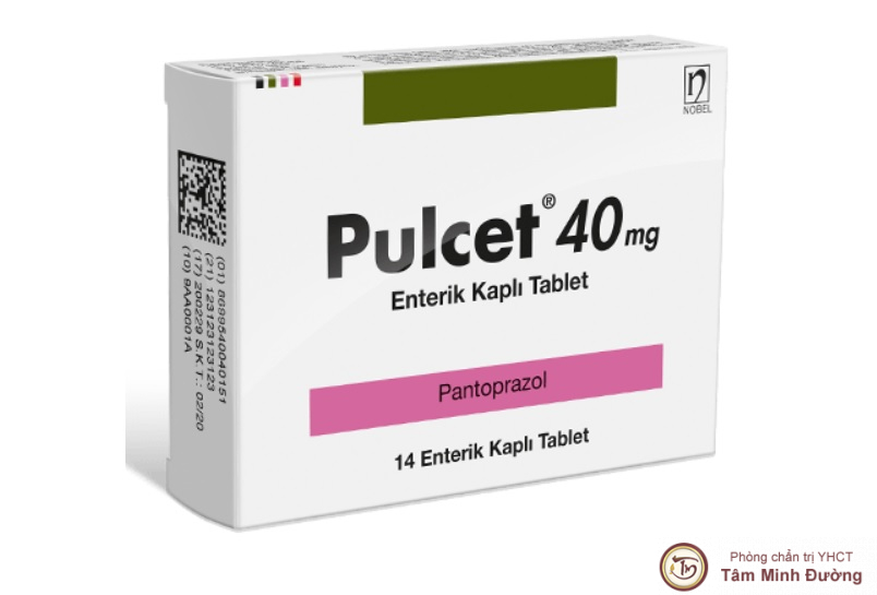 Pulcet 40mg là thuốc gì