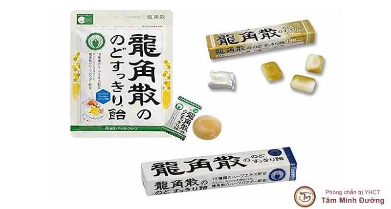 Thuốc đau họng của Nhật